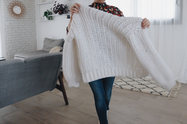 gilet tuto crochet