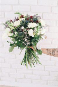 bouquet de fleurs blooms