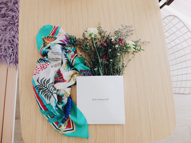 promod x bloom's box fête des mères
