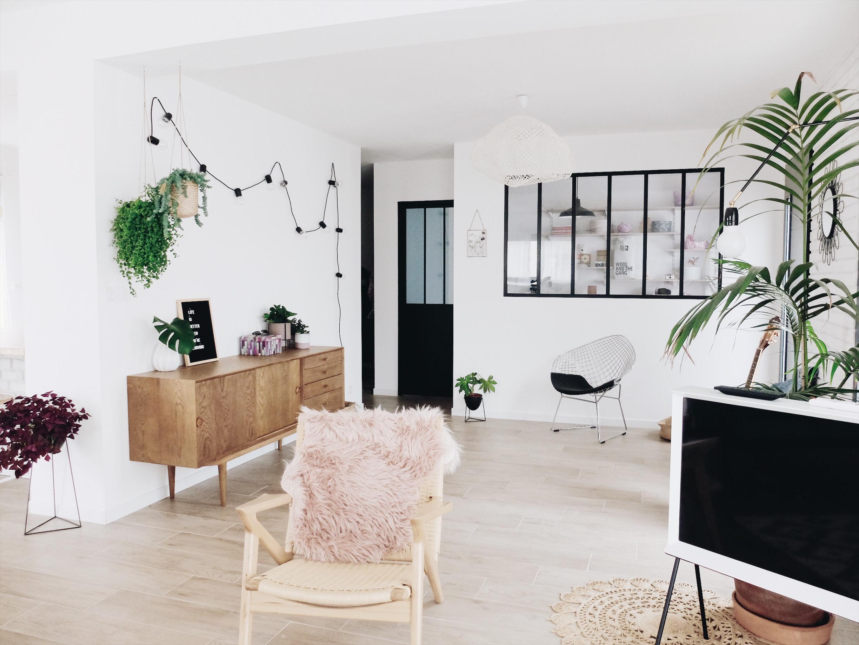 salon verrière déco scandinave minimaliste