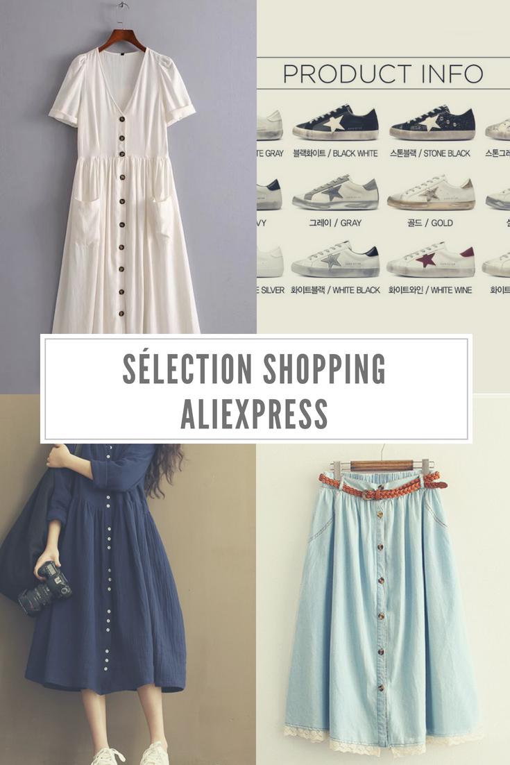 selection shopping aliexpress