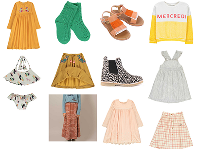 selection shopping outlet bobo choses louise misha