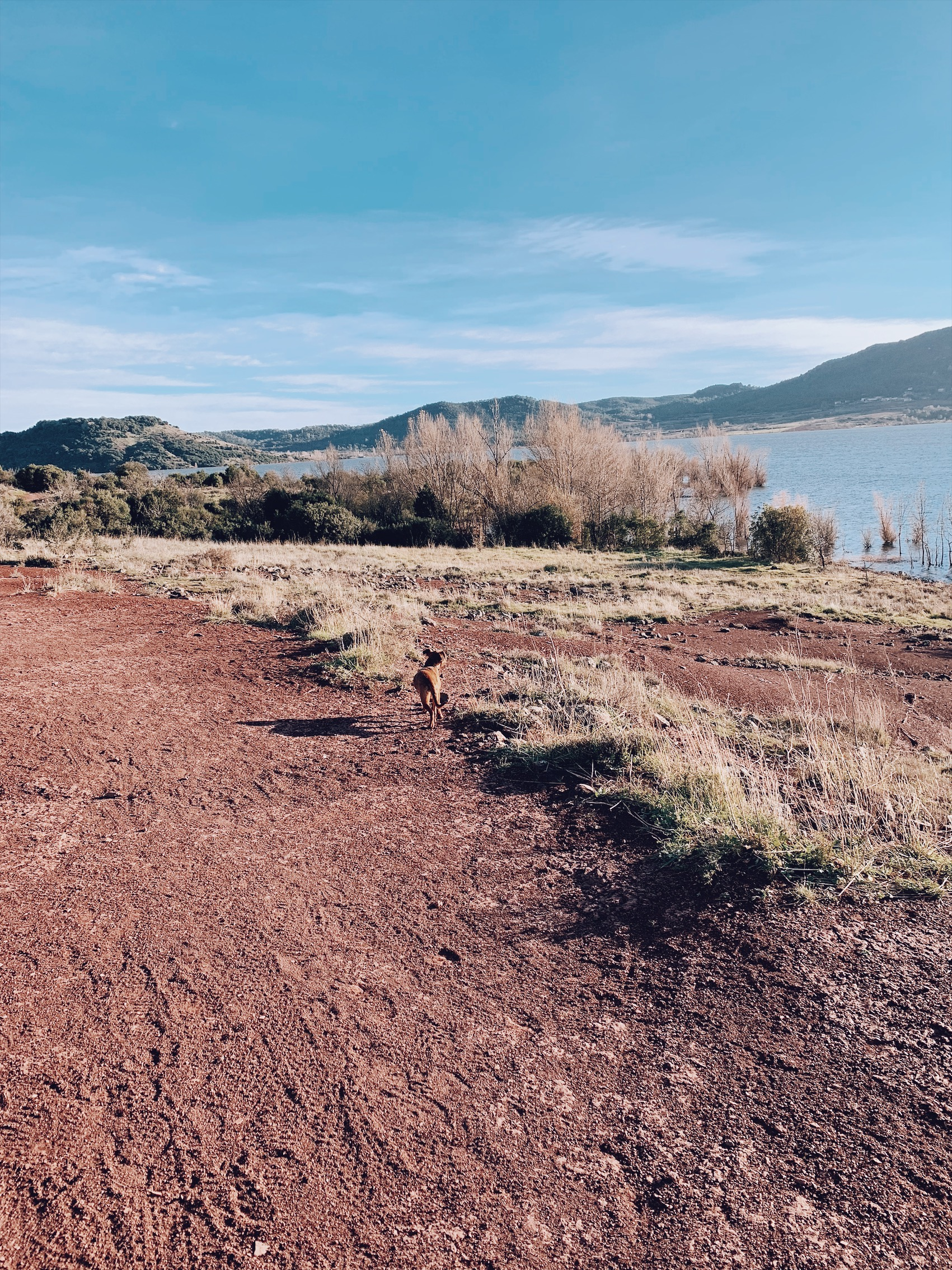 ruffes lac du salagou occitanie