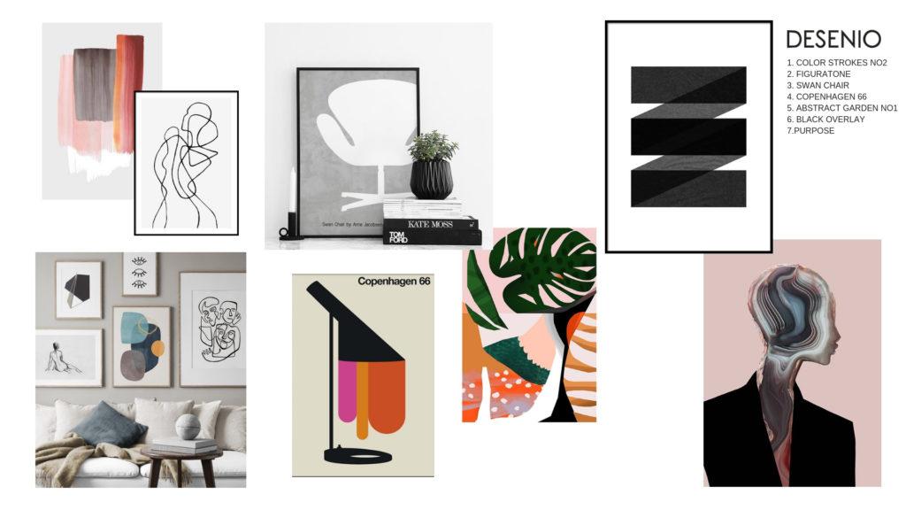 moodboard - Art&Prints