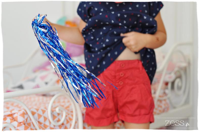 blouse diy couture enfant encre marine facile