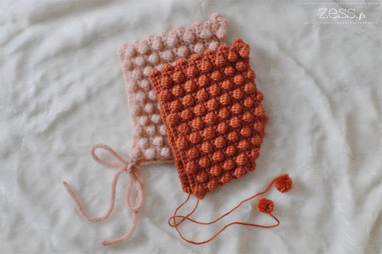 tuto beguin crochet