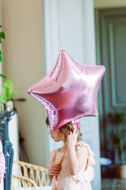 ballon étoile