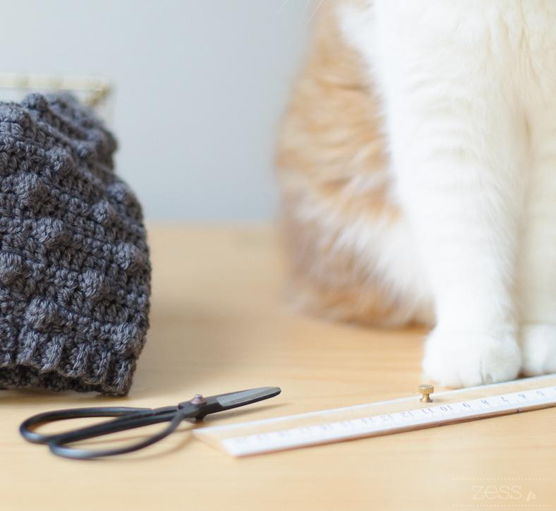 mini dressing au crochet