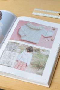 modèle pull pour enfants livre crochet