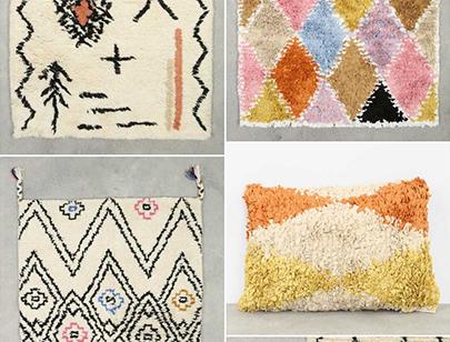 tapis berbère pas cher pimkie