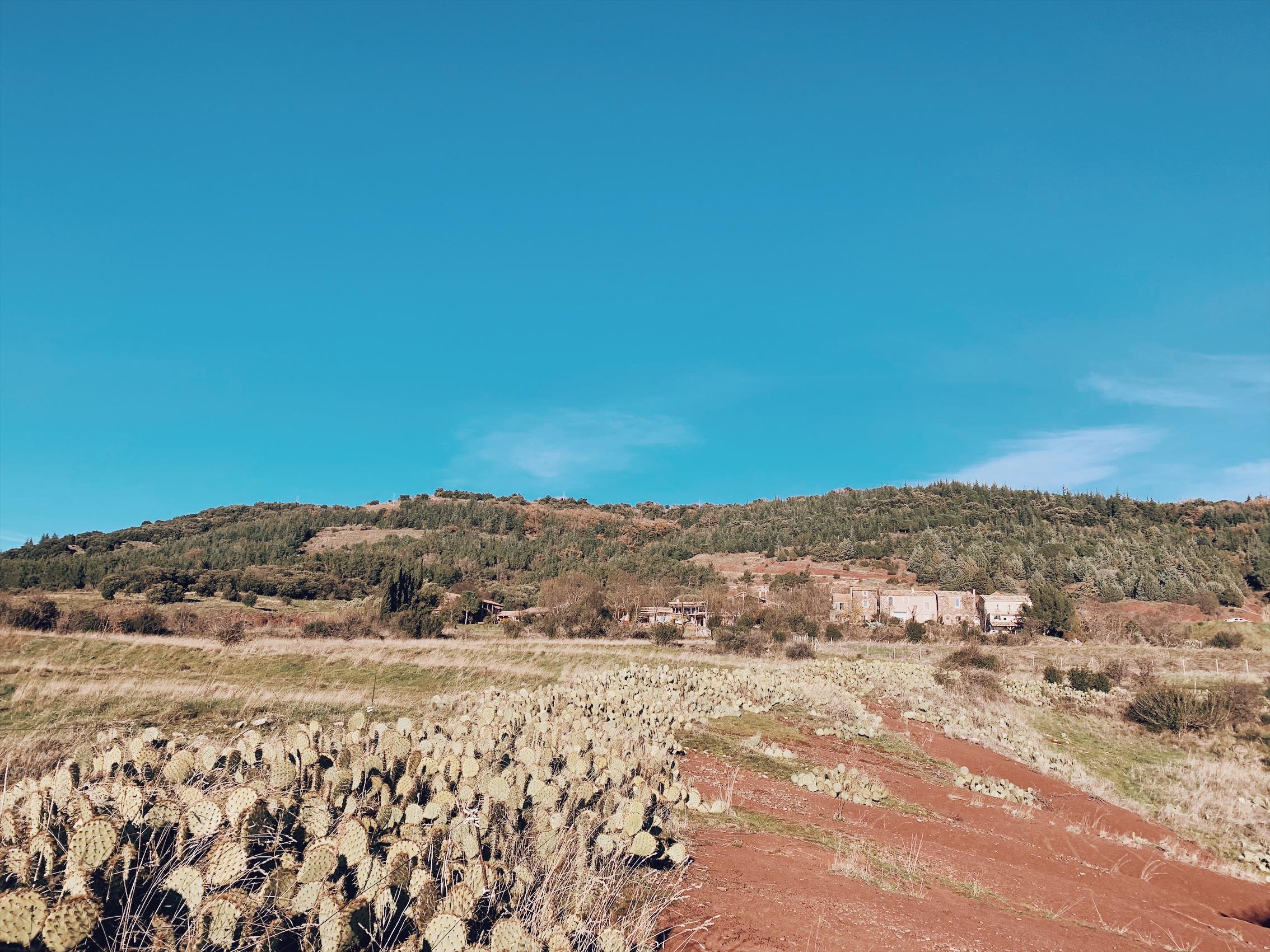 paysage herault toursime