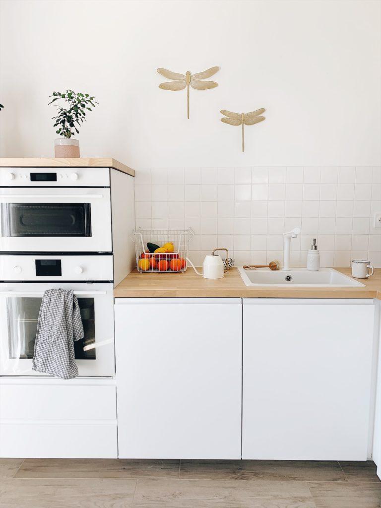 cuisine ikea scandinave blanc