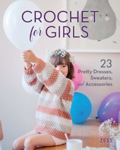 crochet for girls zess